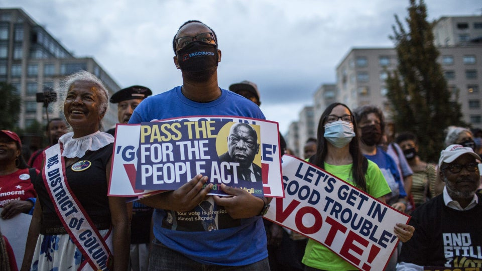 Op-Ed: Voting Rights Should Be Treated Like Our Nation's Critical Infrastructure
