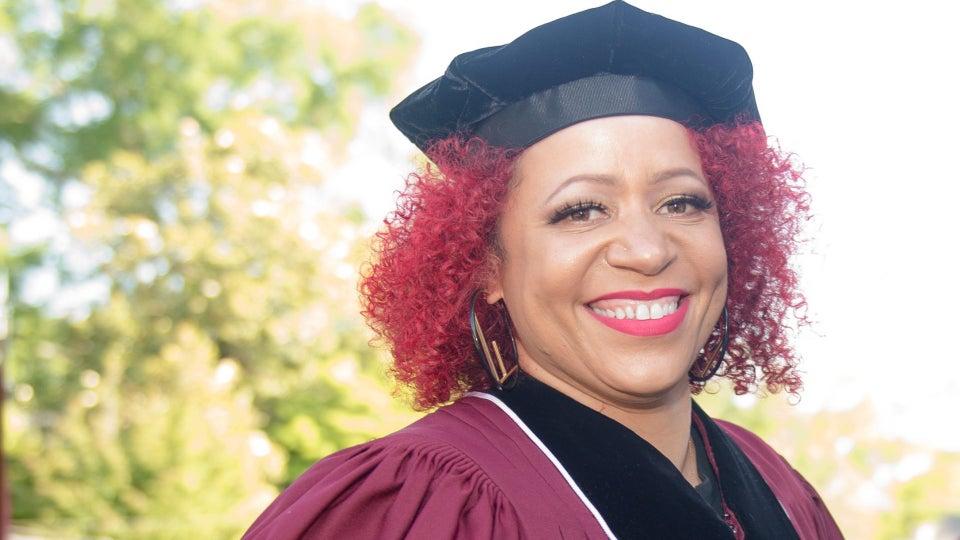 Nikole Hannah-Jones Accepts Tenure Position At Howard University