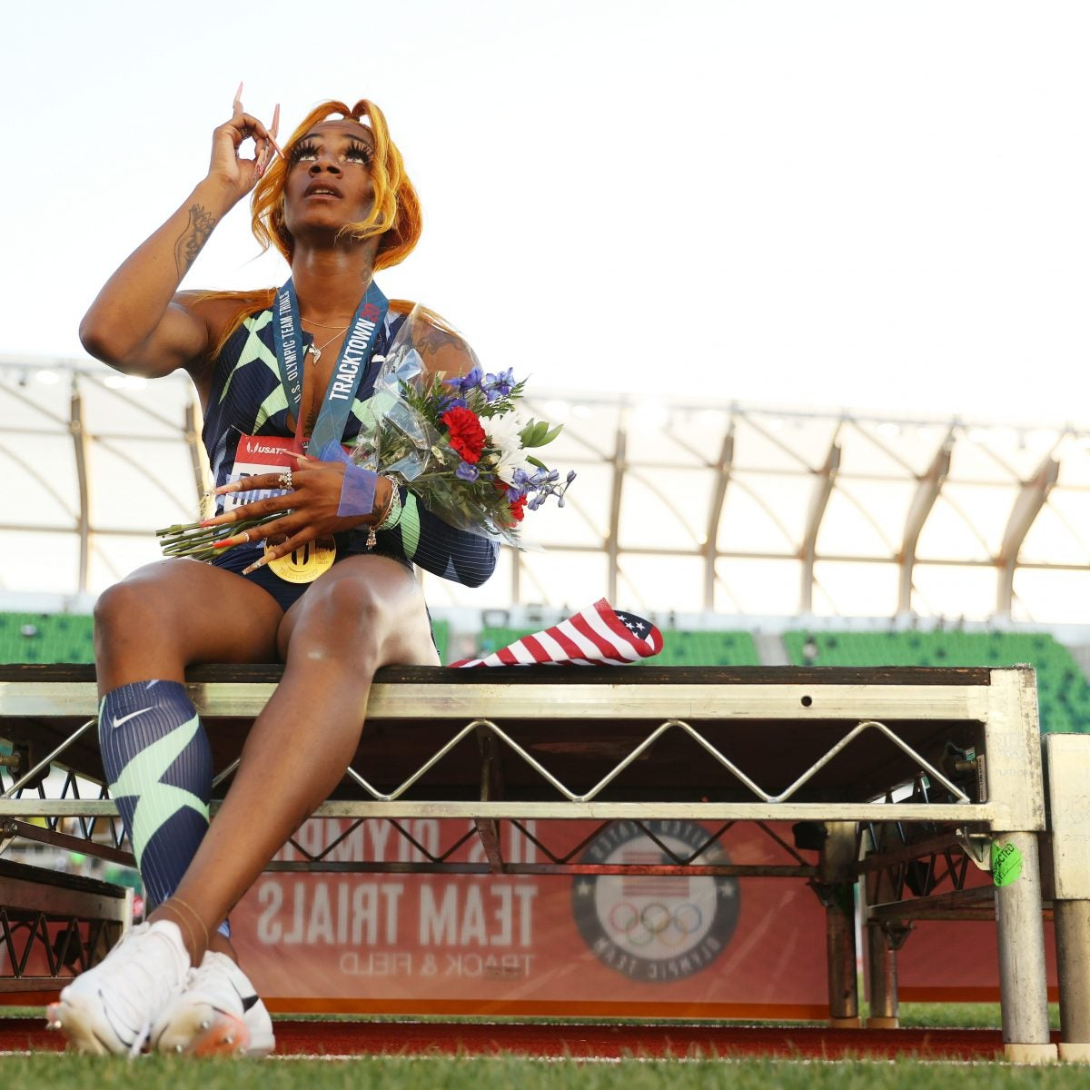 Sprinter Sha'Carri Richardson Won't Compete at 2021 Tokyo Olympics