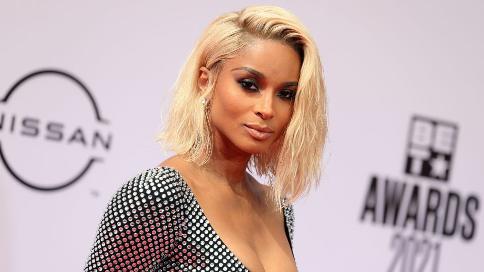 Singer Ciara On Cervical Care, Self-Care, And Keeping It Confident