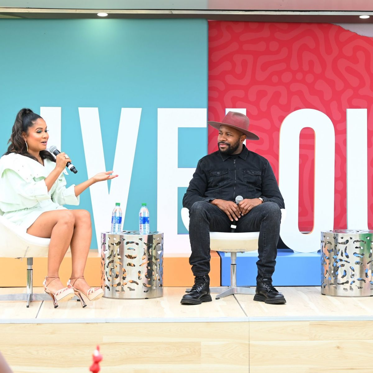 D-Nice Was A Web Developer? Angela Yee Owns A Coffee Shop? Why Multiple Income Streams Are Key To Career Longevity