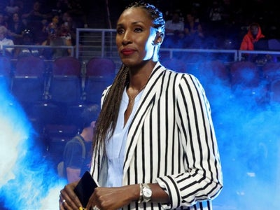 Lisa Leslie On Embracing Her Femininity: I Want People To Know That I'm A Woman