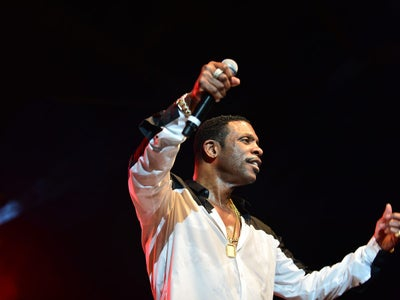 60 And Swaggy: Our Favorite Photos of Birthday Boy Keith Sweat Showing Off His Signature Swag On Stage