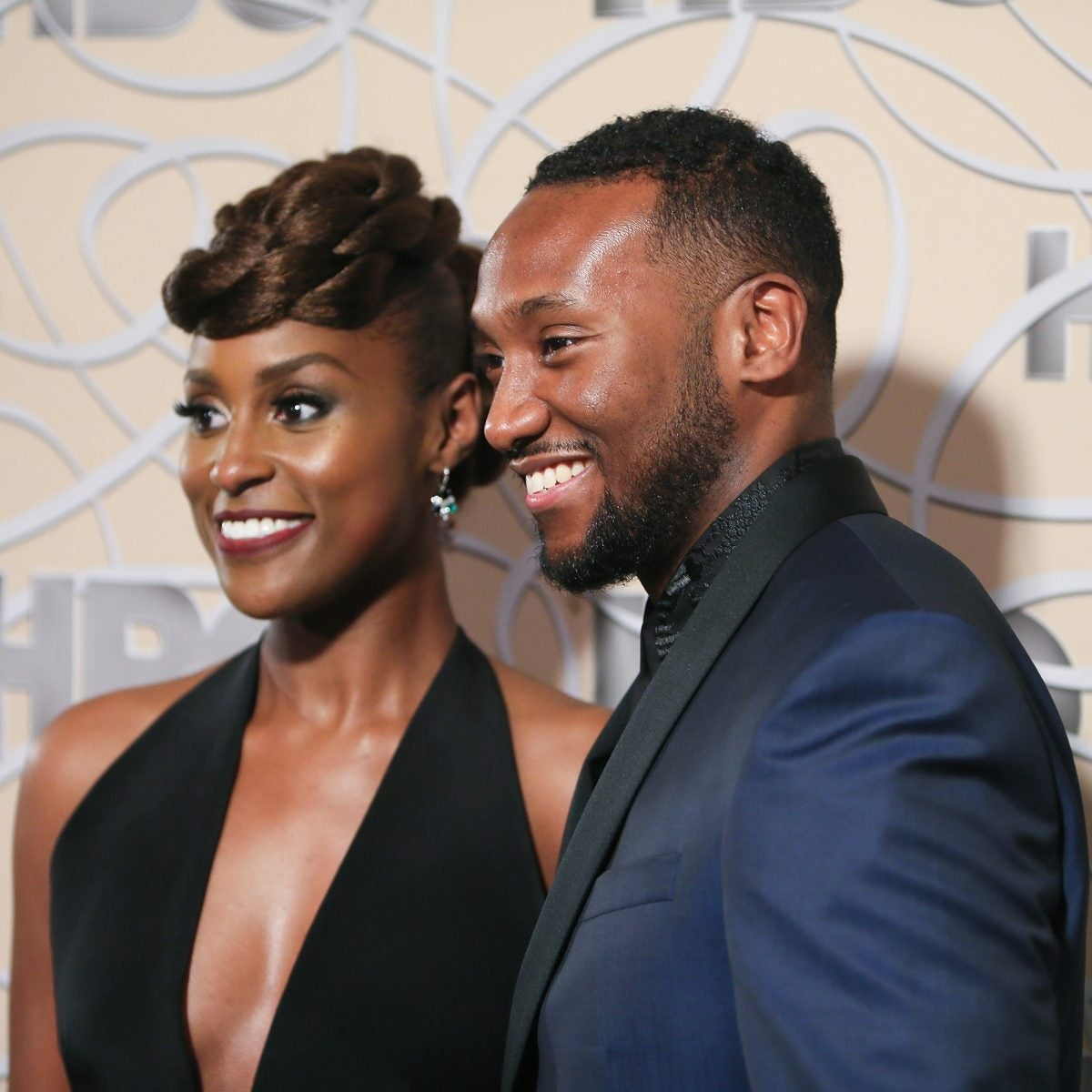 7 Low-Key Things We Learned About Issa Rae's Husband Louis Diame