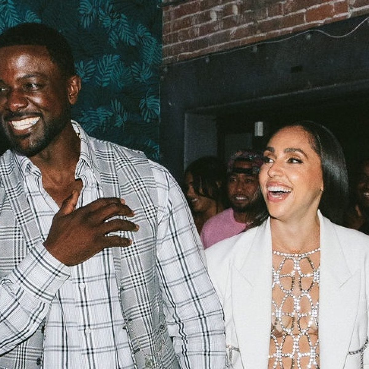 The Art Of 40: Lance Gross's Birthday Bash Was A Celebration Of Black Style And Art — EXCLUSIVE