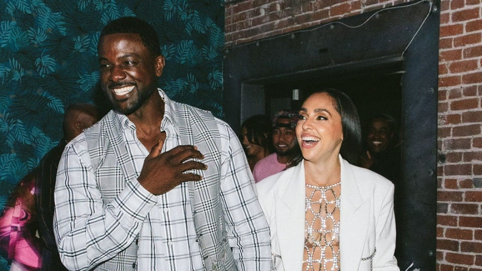 Lance Gross's 40th Birthday Bash Was A Celebration Of Art & Style — EXCLUSIVE