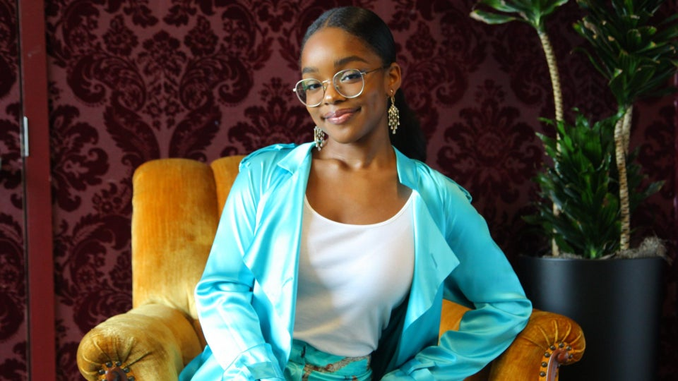 Marsai Martin: You're Never Too Young To Save For A Rainy Day