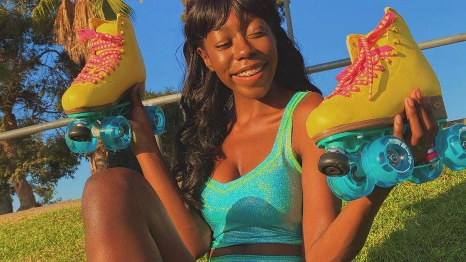 11 Carefree Black Girls On Roller Skates To Follow On Instagram