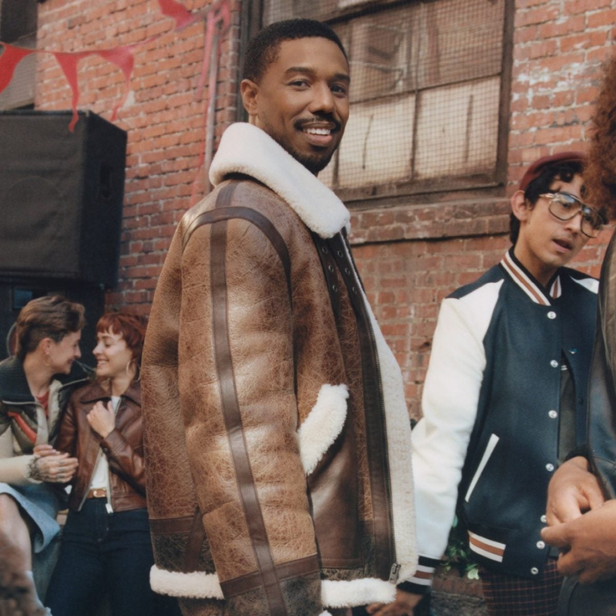 What's In Michael B. Jordan's Bag? Coach's Fall Campaign Reveals All — EXCLUSIVE