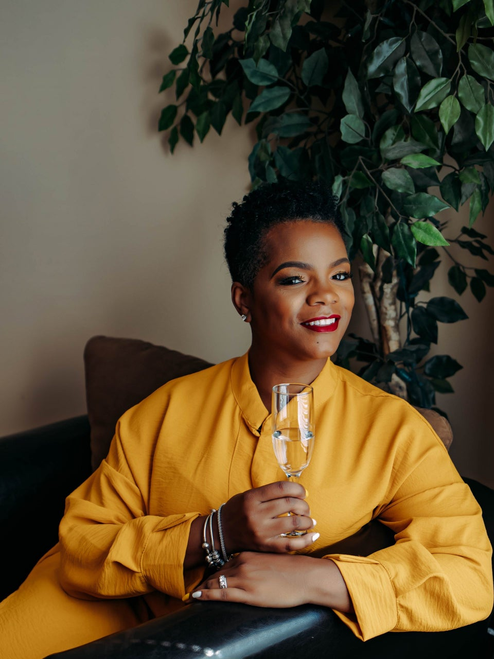 She Wanted A Healthier Spirit, Now She's The First Black Woman To Lead A Tequila Brand