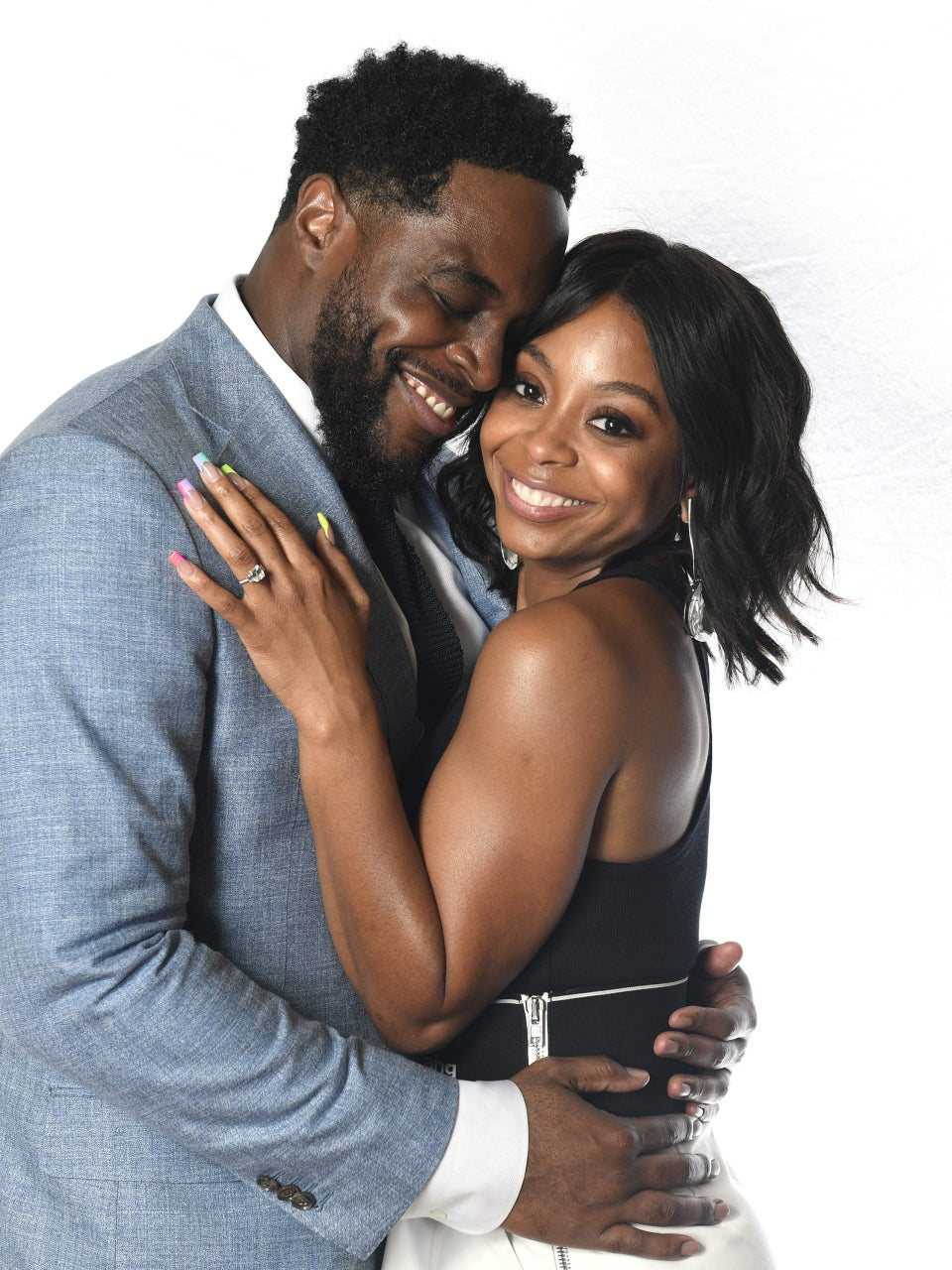 Inside Actress Bresha Webb's Sweet Love Story and Surprise Engagement