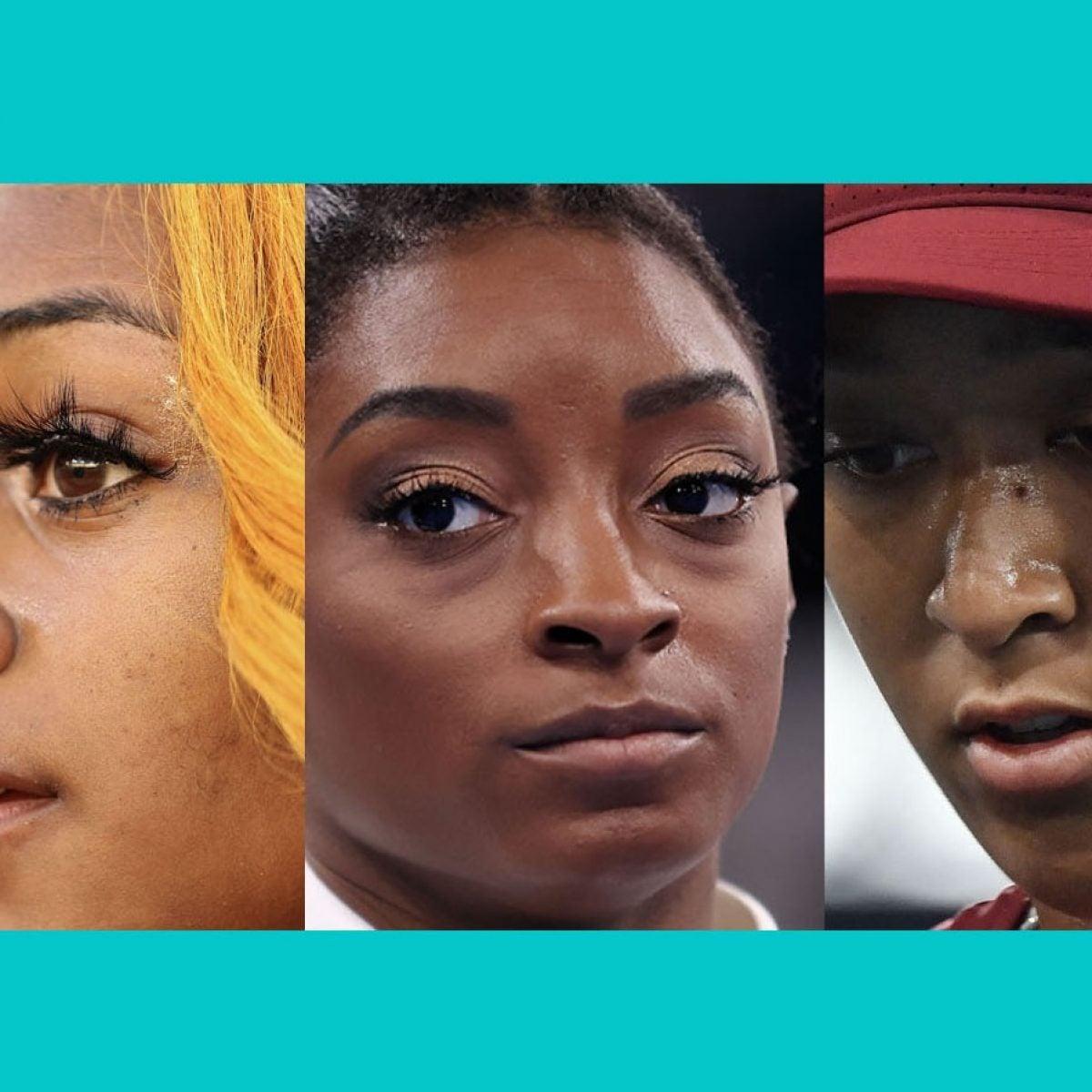 Naomi, Sha'Carri, Simone And The Burden Of Perfection