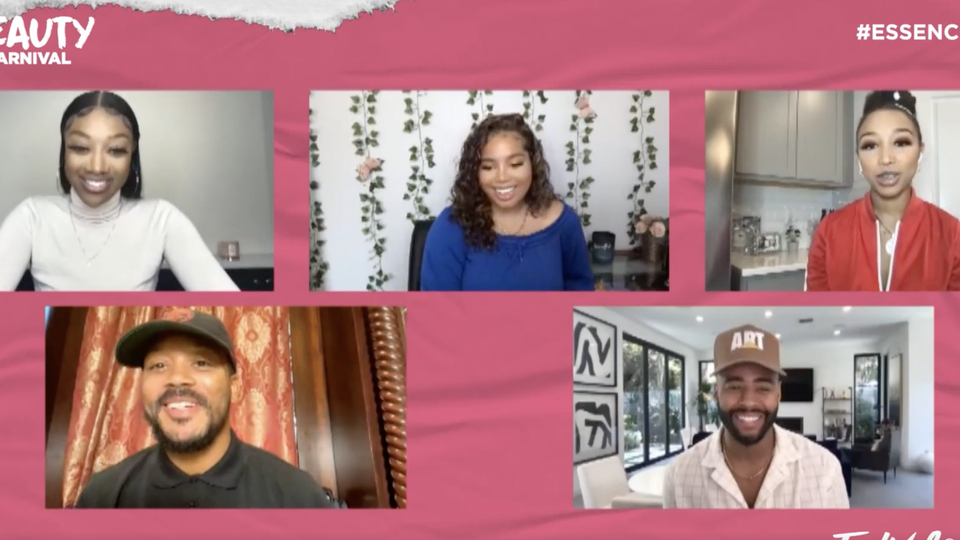 The Crew from Fox Soul's 'The Mix' Share How They Keep Their Mind, Body, and Soul Satisfied