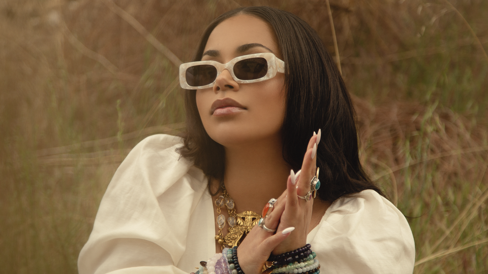 Lauren London Collabs With DIFF Eyewear To Create Sunglasses Filled With Positive Energy — EXCLUSIVE