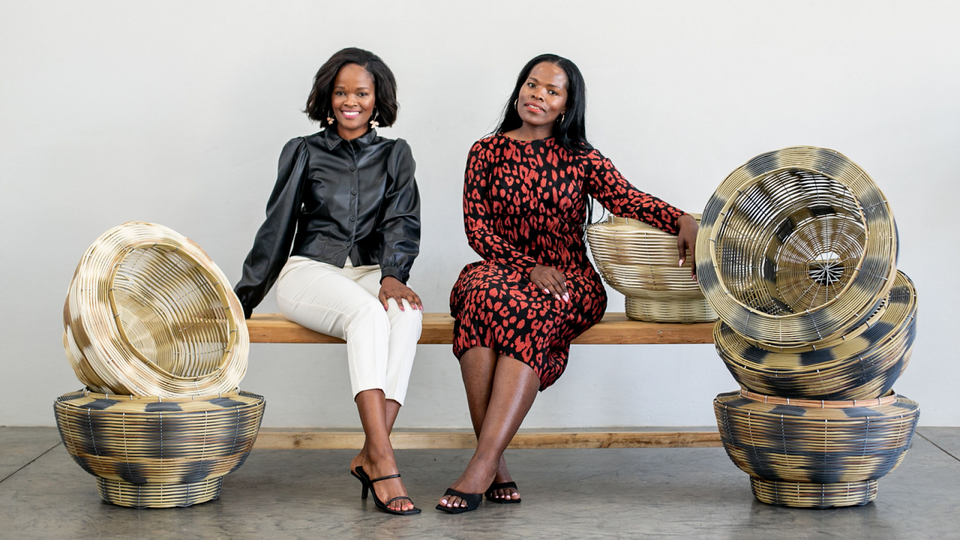 Sisters Behind South African Decor Brand Mo's Crib Bringing Sustainable, Stylish Goods Stateside