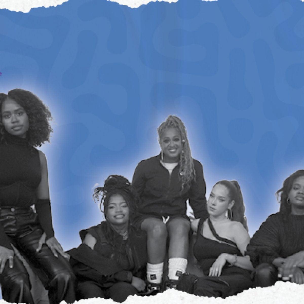 Watch MaKenzie And Ladies Of ROC Perform At EFOC 2021