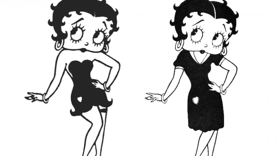 Was Betty Boop Inspired By A Black Girl?