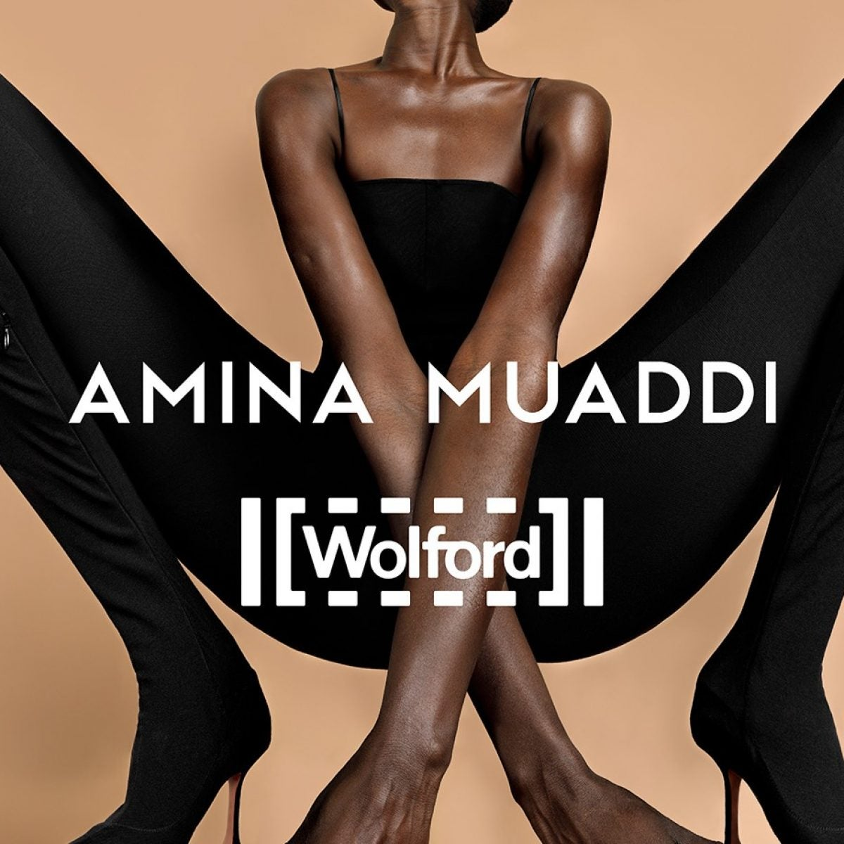 Wolford And Amina Muaddi Create An Exclusive Capsule Collection Of Luxury Skinwear