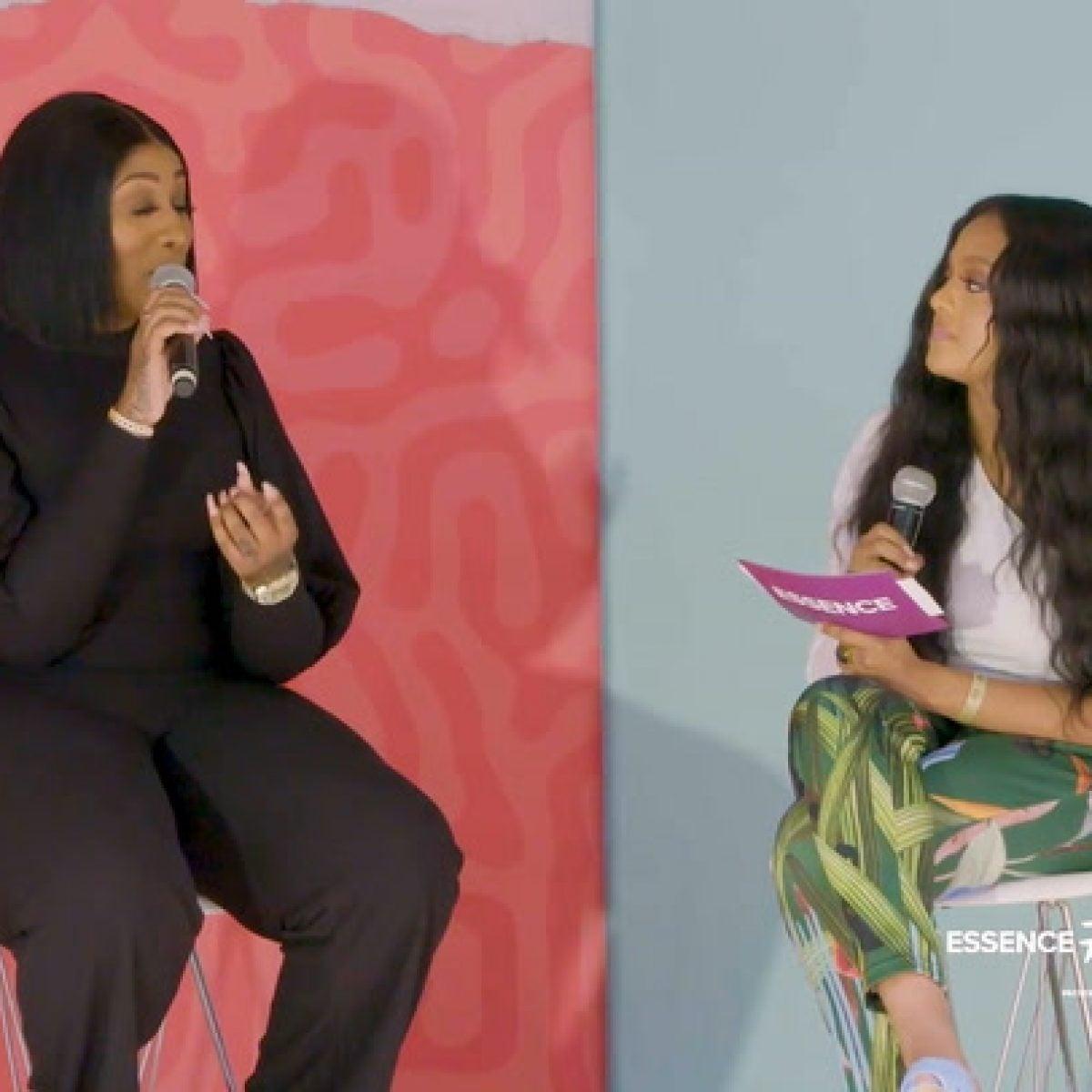 Crayon Case Founder, Supa Cent, Shares Business Gems At ESSENCE Fest