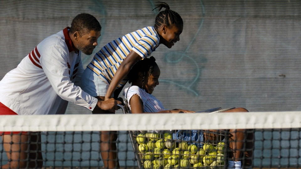 First Look: 'King Richard,' The Story Of Venus And Serena Williams' Father