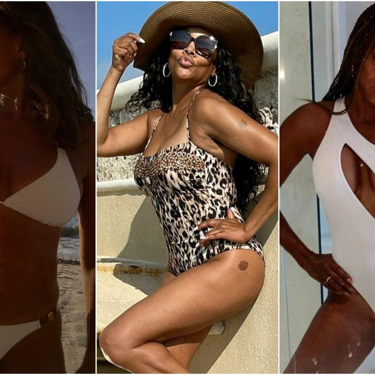 Vanessa Williams And 9 Other Women Who Prove There's No Age Limit On Slaying Swimsuit Season
