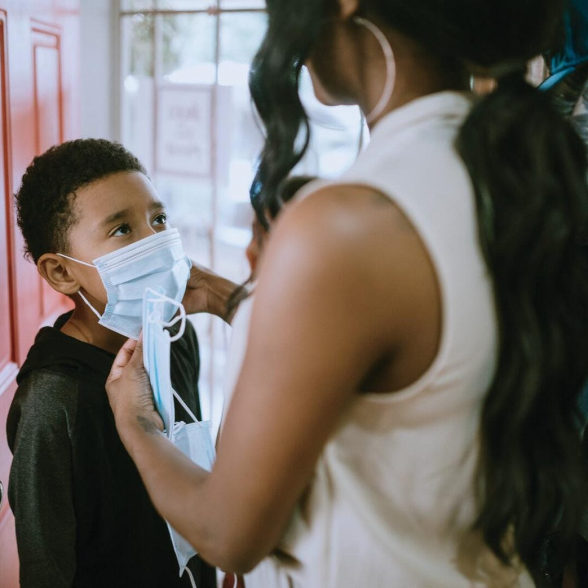 It's Complicated: What's On The Minds Of Black Moms As Kids Return To School?