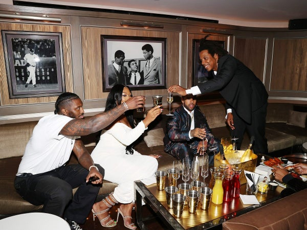 Megan Thee Stallion, Remy Ma And More Stars Celebrate 18 Years of The 40/40 Club With Jay Z