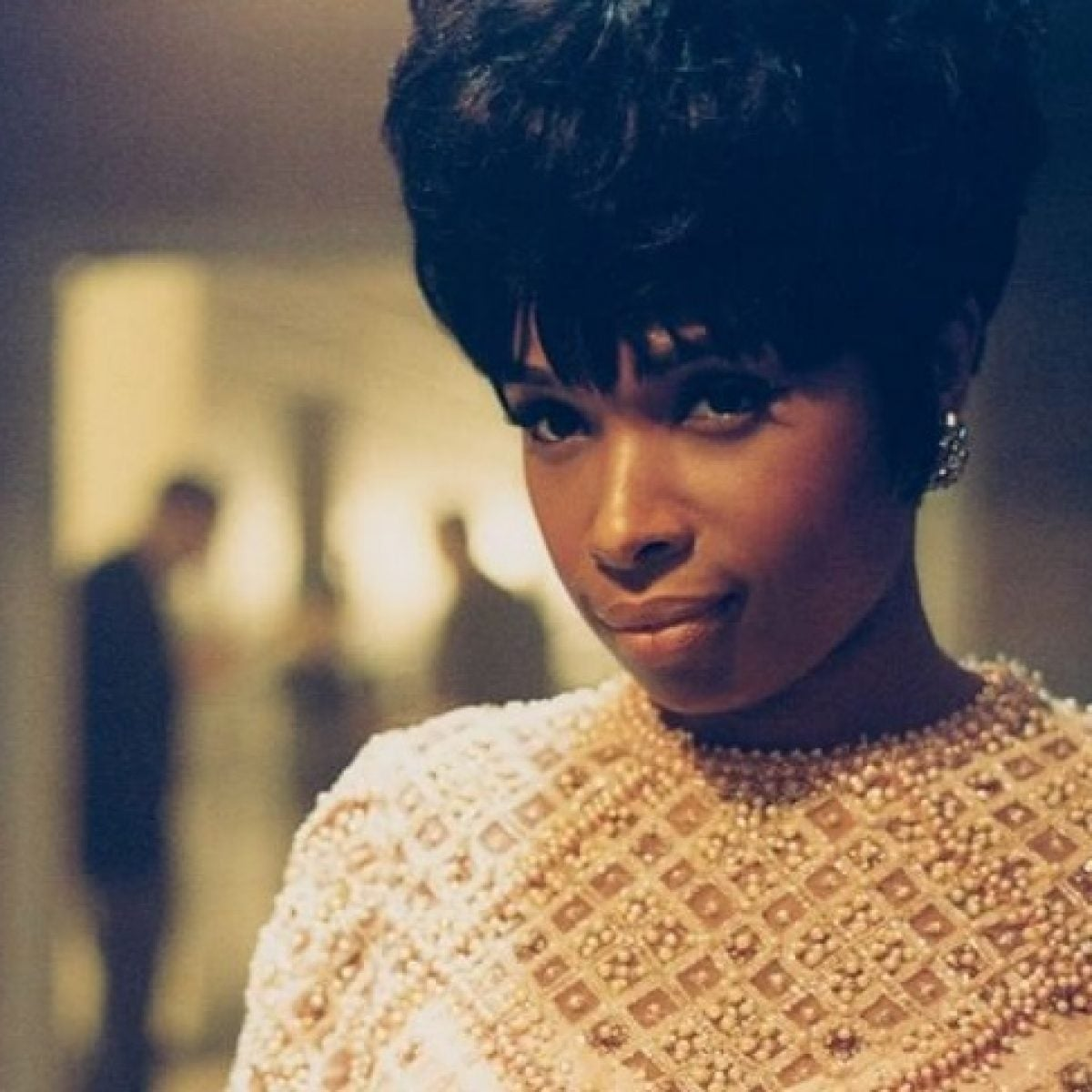 'Respect' Captured Aretha Franklin's Love For Gold Lips And Unique Brows — EXCLUSIVE