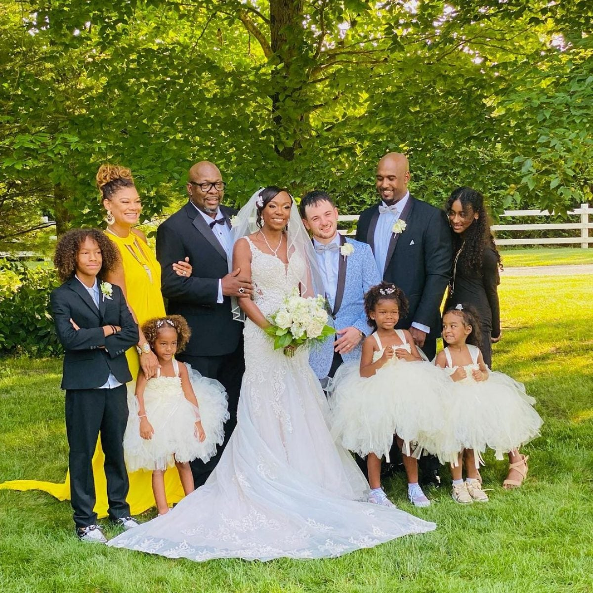 Bobby Brown's Oldest Daughter La'Princia Is A Married Woman