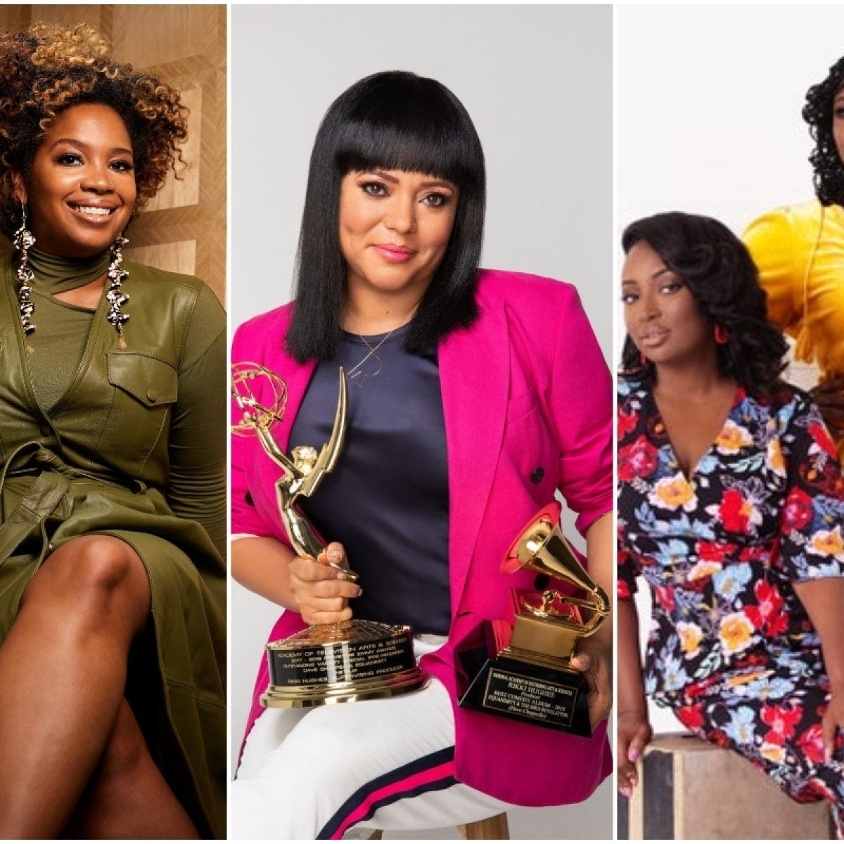 Meet The Black Women Behind Your Favorite TV Shows