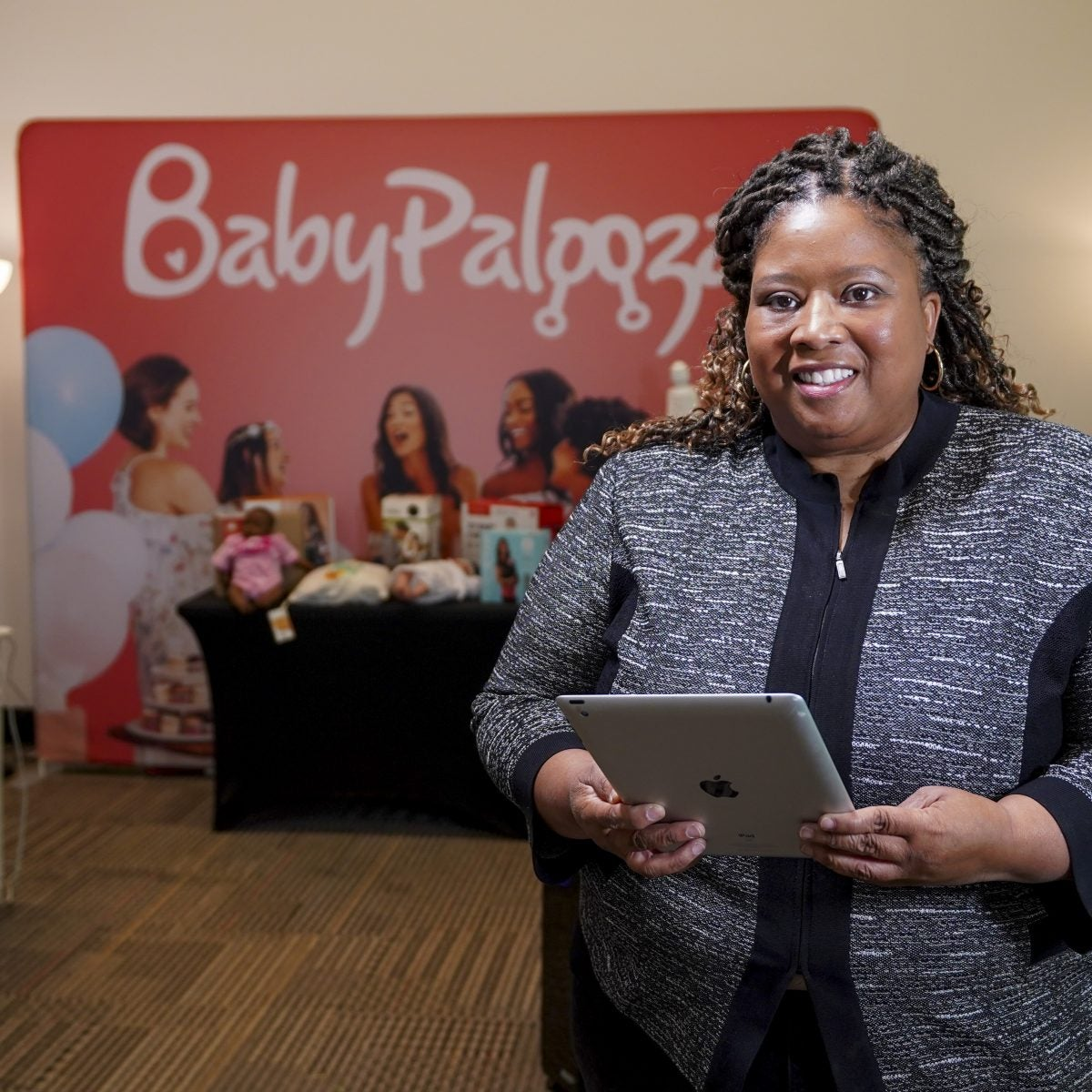 Meet The Black Woman Founder Helping New Parents Find Their Tribe