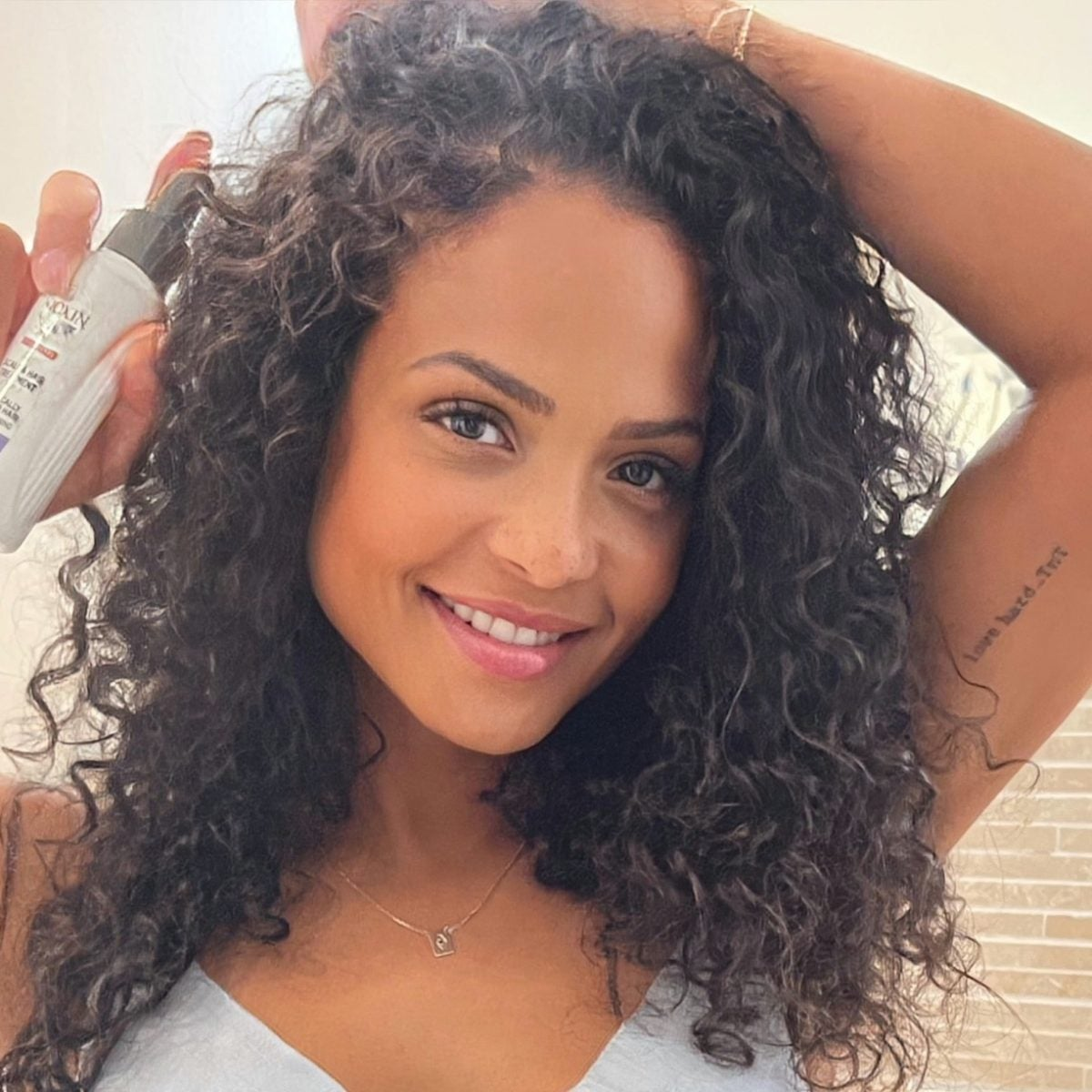 'My Hair Started Falling Out In Chunks': Christina Milian On Postpartum Hair Loss And Her Go-To Product To Combat It