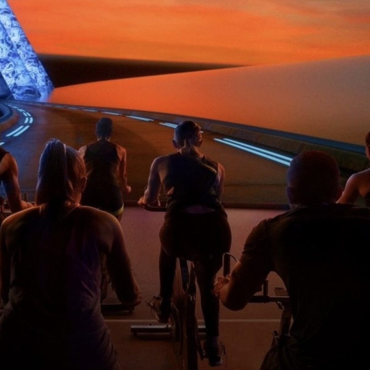 Cycmode, A Black-Woman Owned Studio In Atlanta, Brings Tech And Entertainment To Fitness With Its Immersive Rides