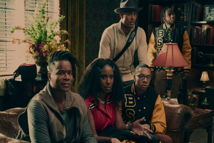What's New And Black On Netflix In September - Essence