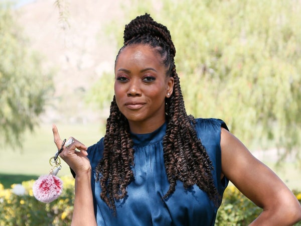 Erika Alexander Doesn't Want Black Artists Left Behind In The NFT Space