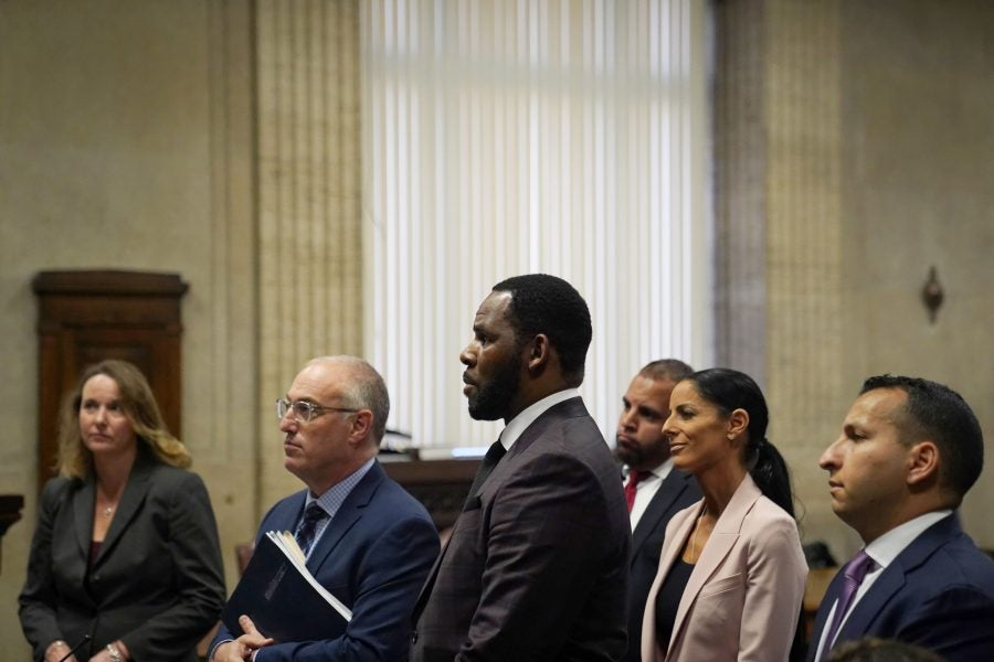R. Kelly Criminal Trial Begins - Essence