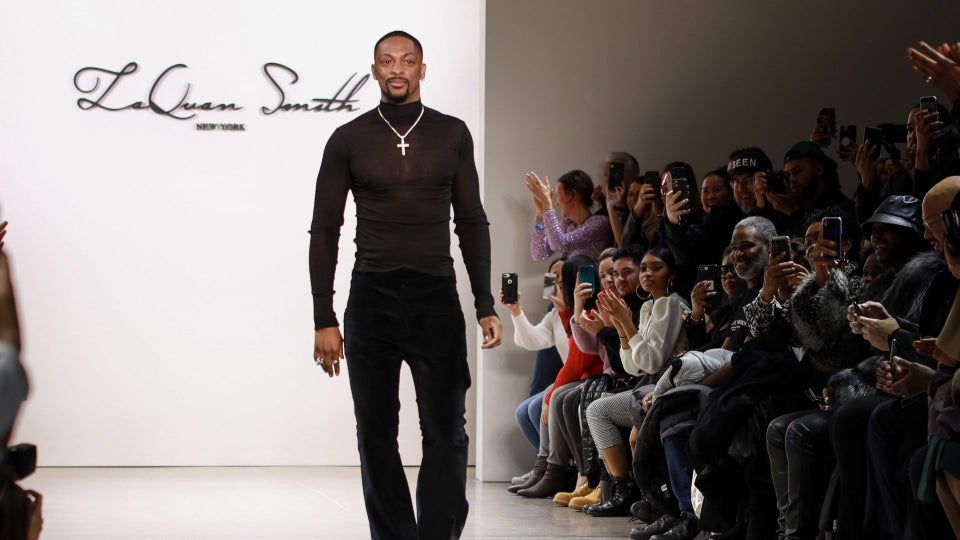 Laquan Smith's NYFW Showcase Will Be At The Empire State Building