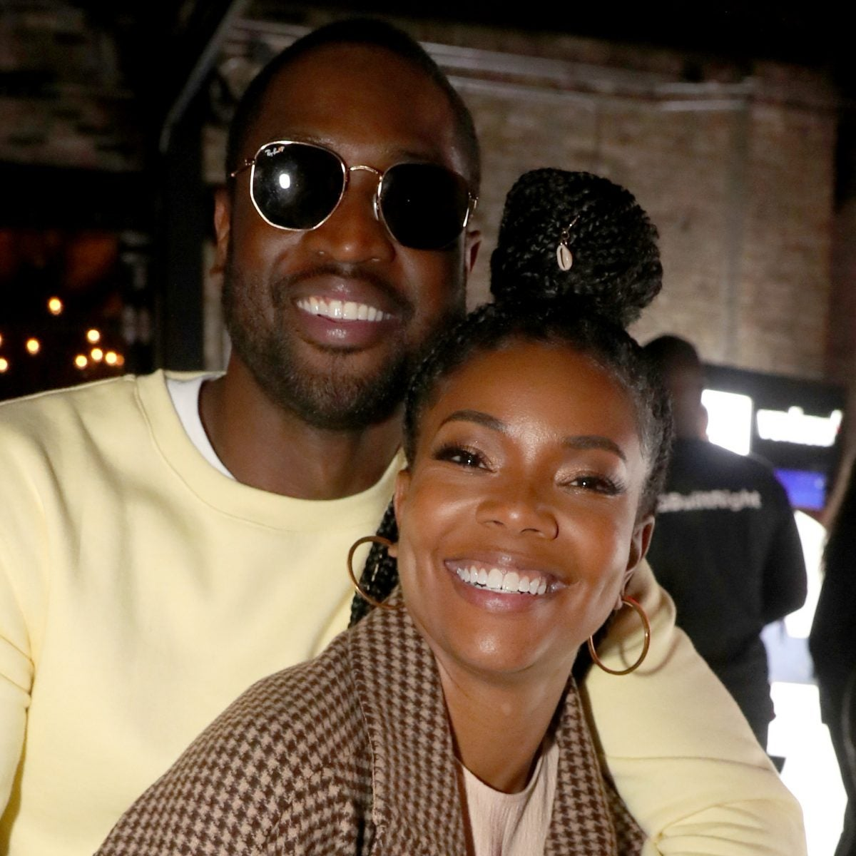 Gabrielle Union and Dwyane Wade Celebrate Their 7th Anniversary in Style