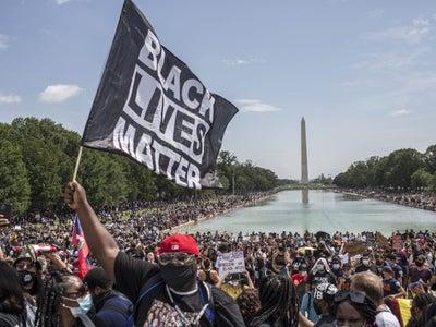 U.S. Feds Targeted Black Lives Matter Movement Protestors
