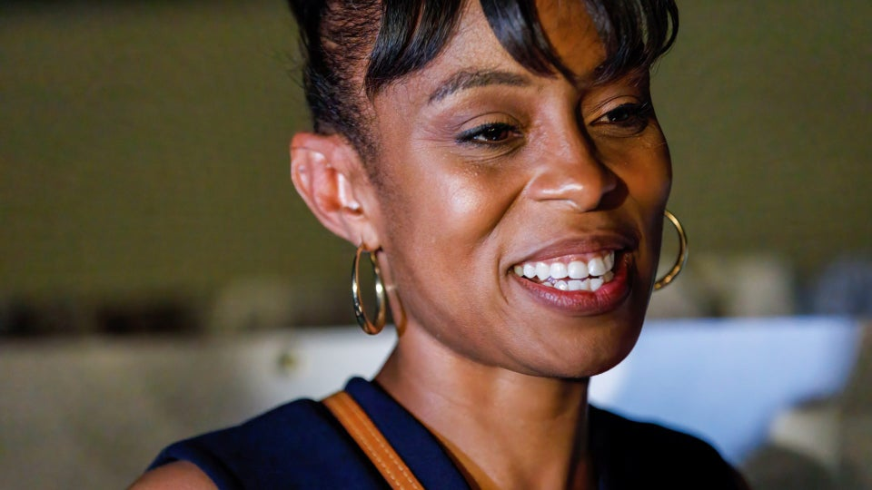 Shontel Brown Wins Democratic Primary in Ohio Special Election for Congress