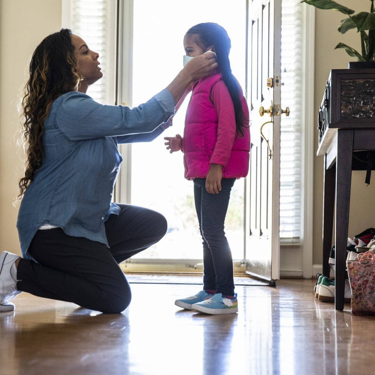 How Parents Can Ease Anxiety (Including Their Own) As Kids Head Back To School