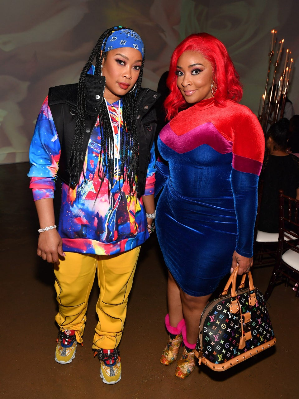Da Brat And Jesseca Dupart On Their Love, Reality TV And Why Their First-Ever PDA Moment Was At ESSENCE Fest 2019