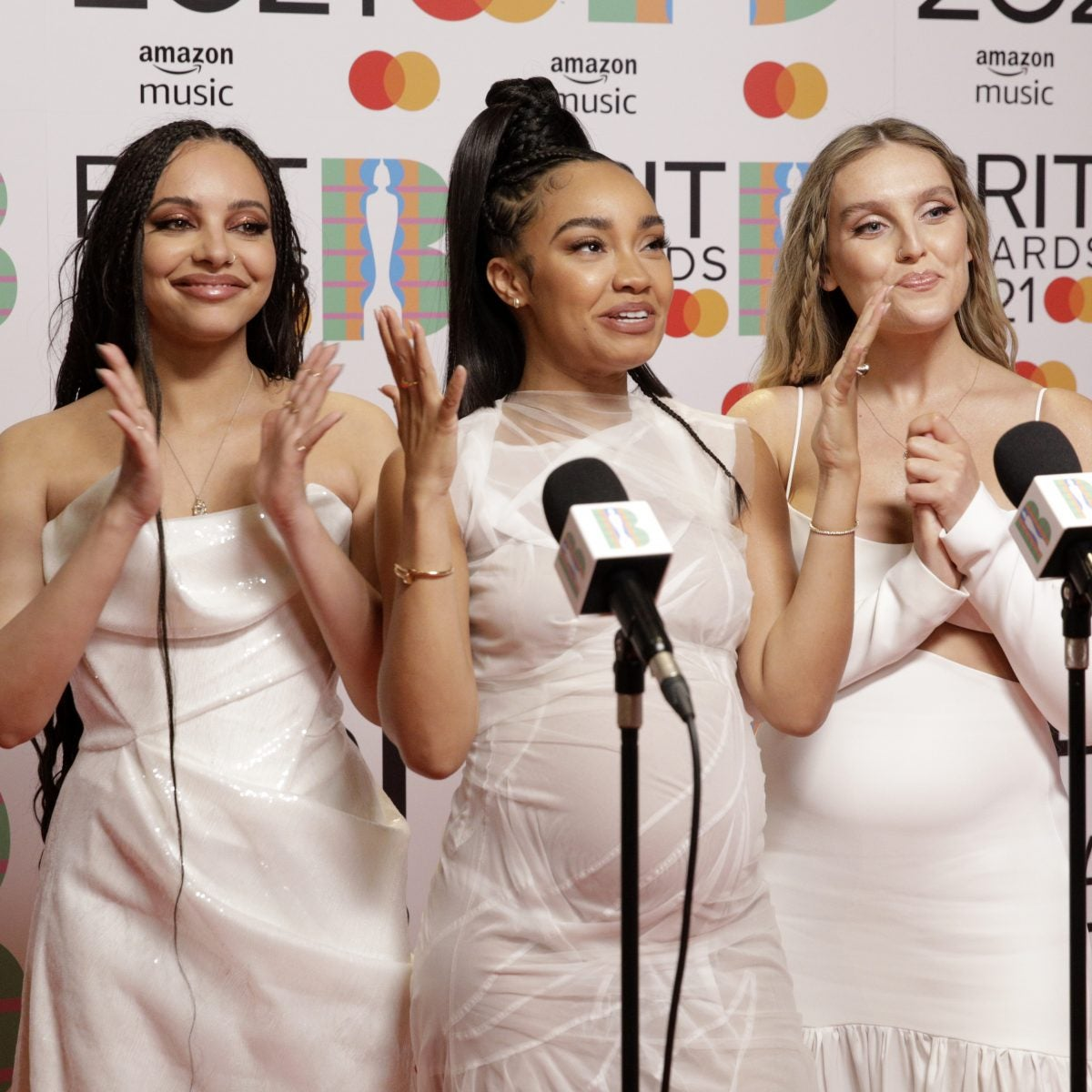 Little Mix Star Leigh-Ann Pinnock Surprises Fans By Revealing She's Given Birth To Twins