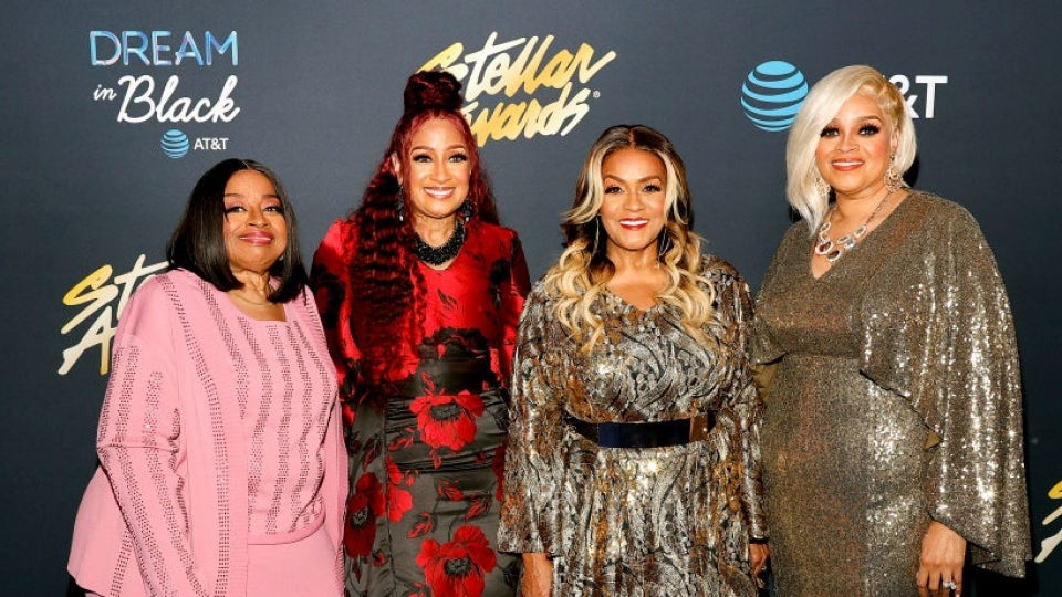 Gospel Greats Stepped Out For The 36th Annual Stellar Awards