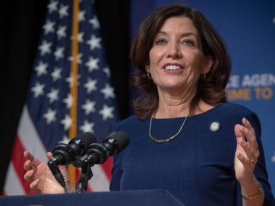 Kathy Hochul to Become New York's First Woman Governor