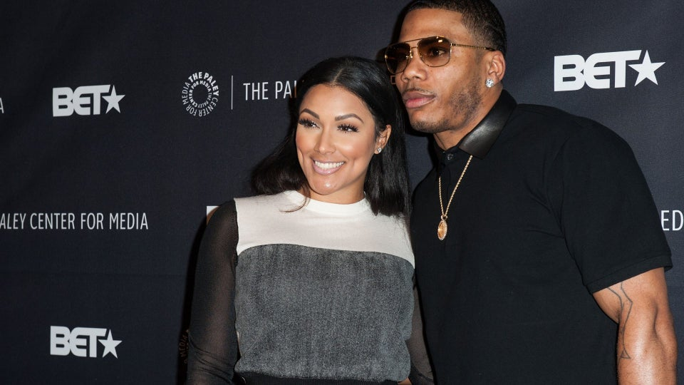 Nelly And Girlfriend Shantel Jackson Call It Quits After 7 Years
