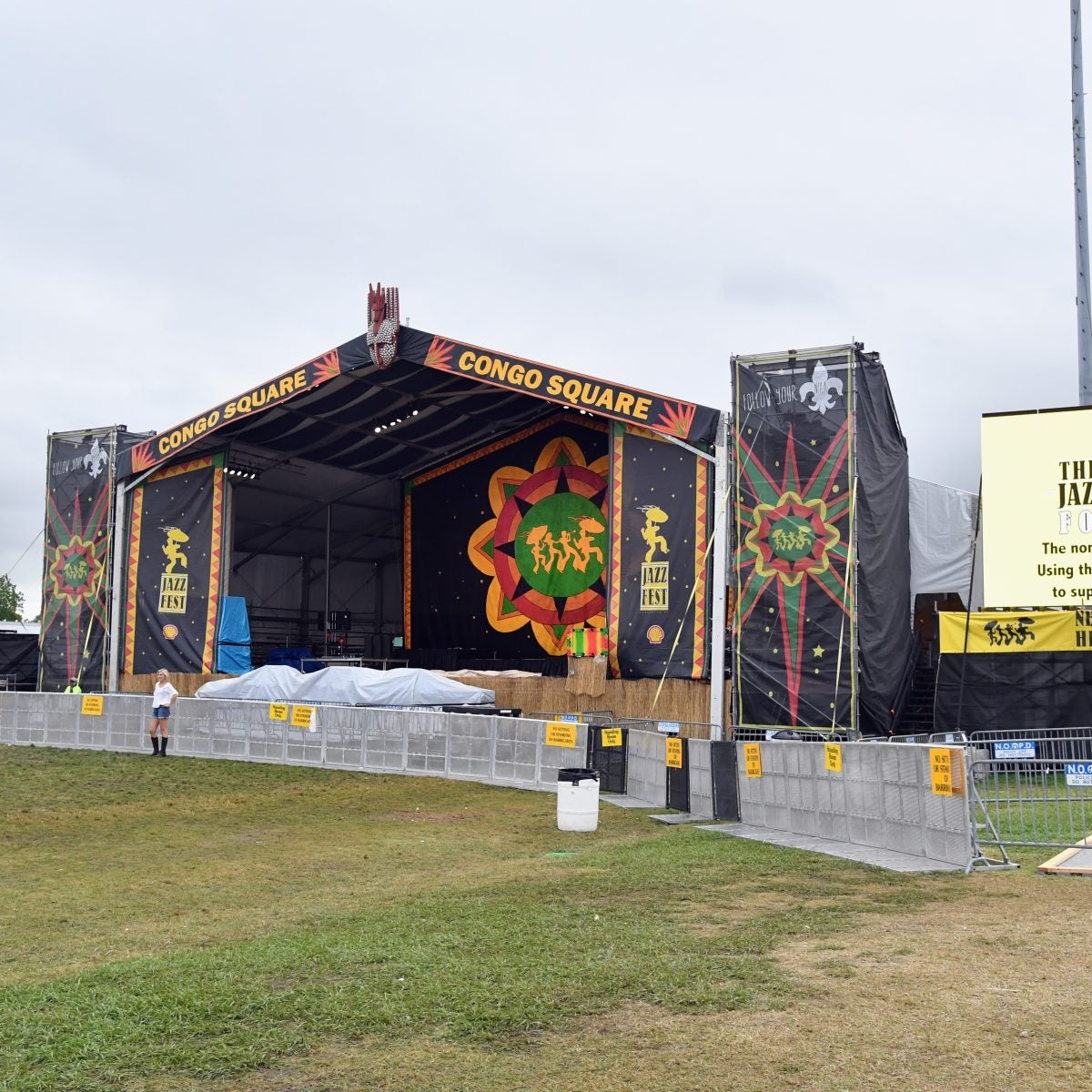 New Orleans Jazz Fest Canceled Due to COVID-19 Concerns