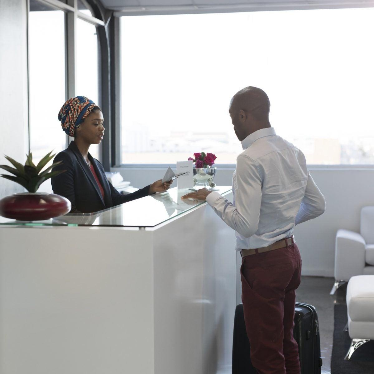 Hotel Bookings Are Still At A Record High Despite Delta Variant Concerns