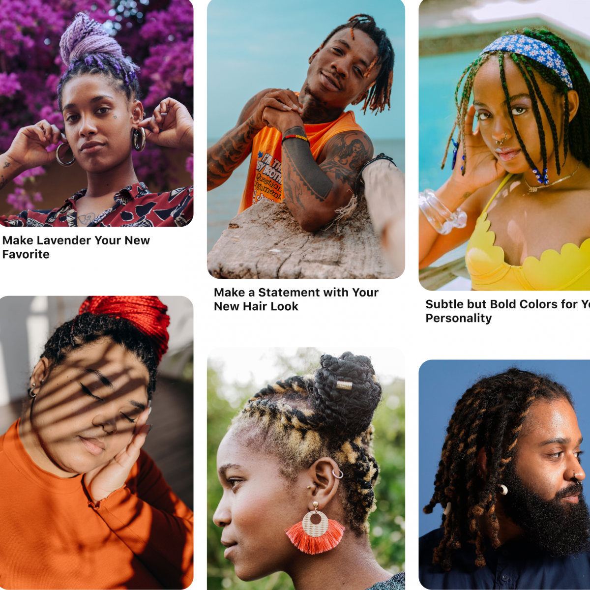 Pinterest Introduces An Inclusive Search Option That Celebrates Our Black Hair