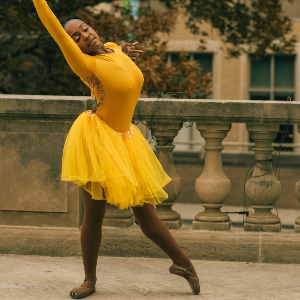 How This Dancer Used Her Passion To Empower Sexual Assault Survivors